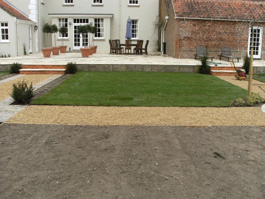 lawn near Norwich