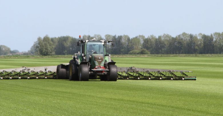 mowing reduces chemical usage